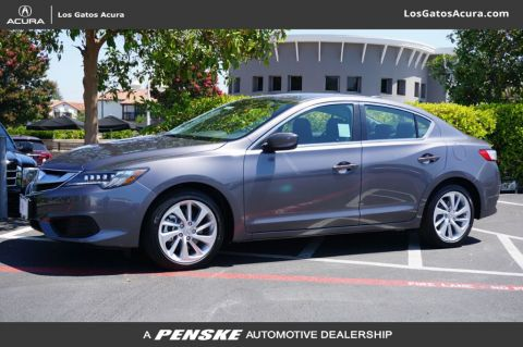 Pre-Owned 2018 Acura ILX Sedan