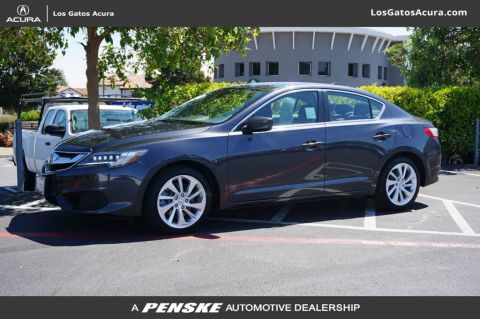 Pre-Owned 2016 Acura ILX 4dr Sedan w/Technology Plus Pkg