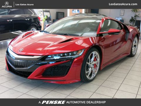 New 2017 Acura NSX  AWD