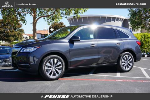 Pre-Owned 2016 Acura MDX 4DR SH-AWD TECH