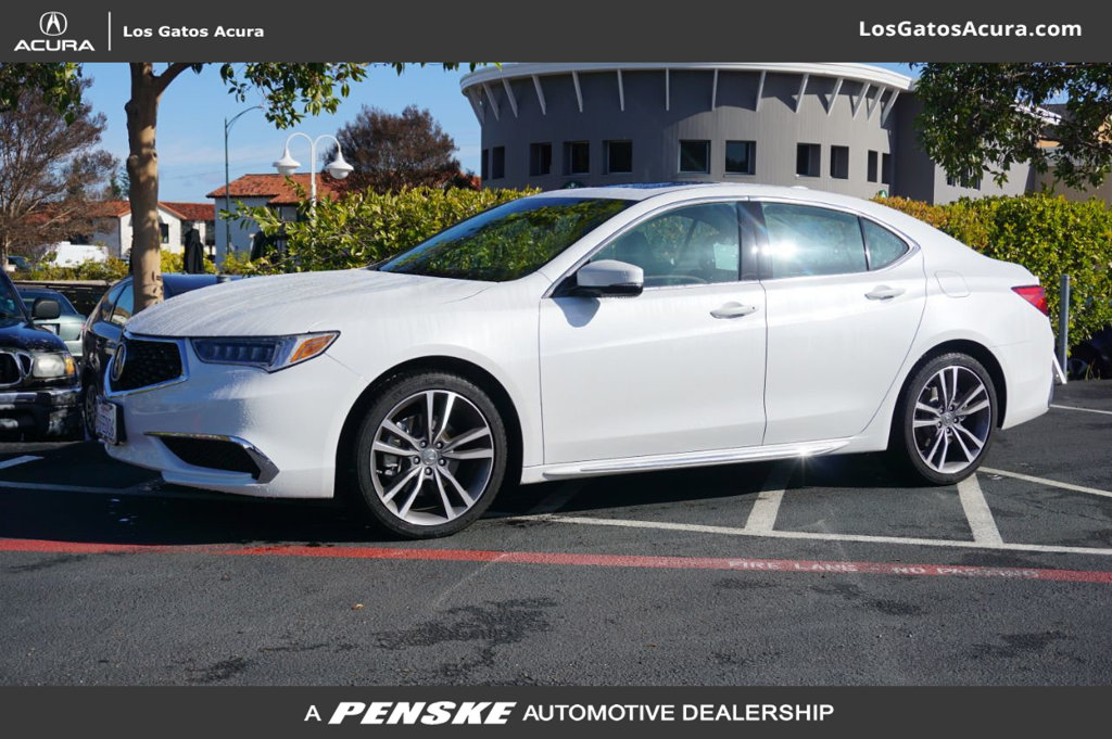 Pre-Owned 2019 Acura TLX 3.5L SH-AWD V6 TECH
