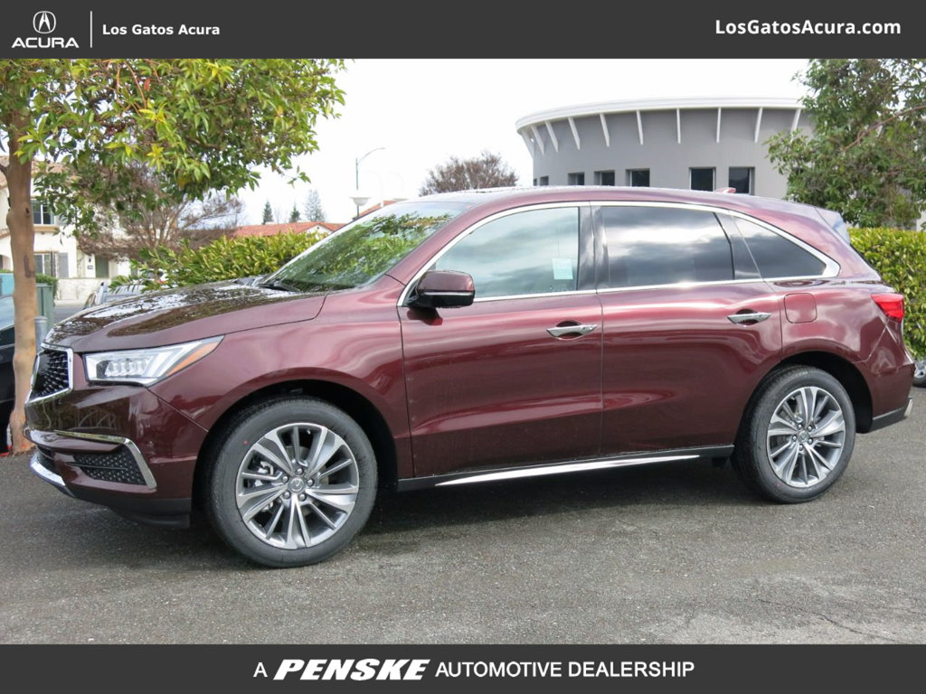 pre owned 2017 acura mdx sh awd w technology pkg suv in los gatos 39134 los gatos acura. Black Bedroom Furniture Sets. Home Design Ideas