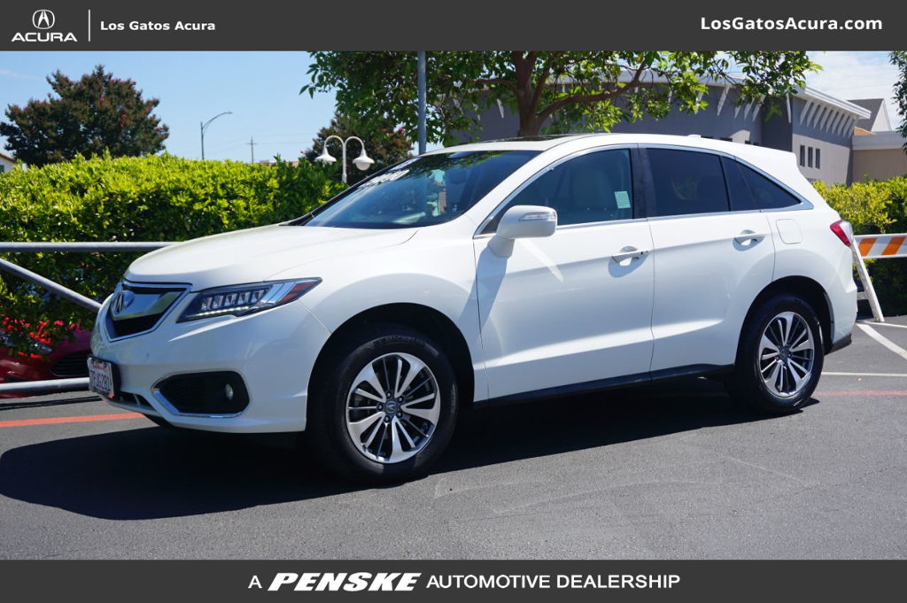 Pre-Owned 2016 Acura RDX FWD 4dr Advance Pkg