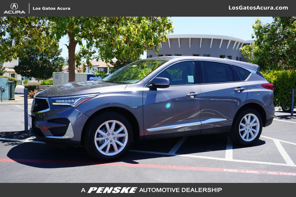 New 2019 Acura Rdx Base Suv In Los Gatos 40225 Los Gatos Acura