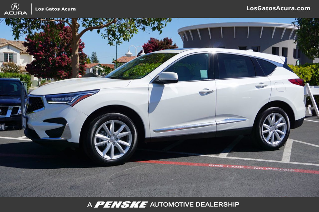 New 2019 Acura Rdx Base Sport Utility In Los Gatos 40143 Los