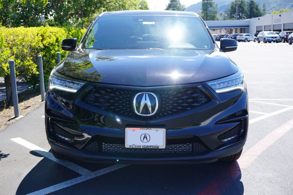 Pre Owned 2019 Acura Rdx Fwd W A Spec Pkg Suv In Los Gatos 39979