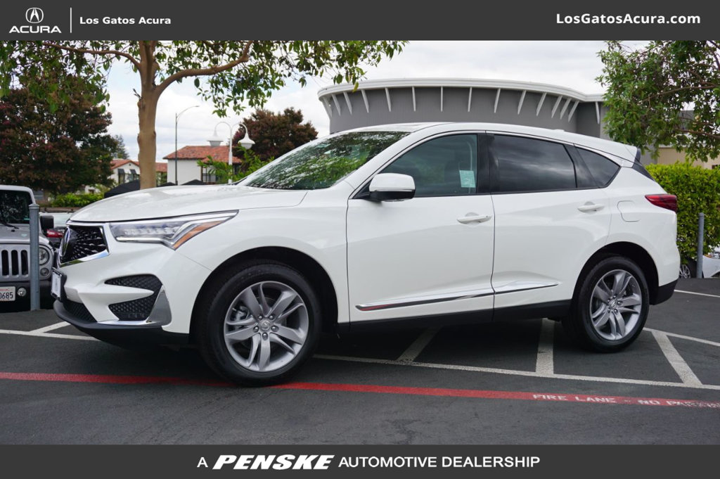 New 2019 Acura Rdx Sh Awd With Advance Package Suv In Los Gatos