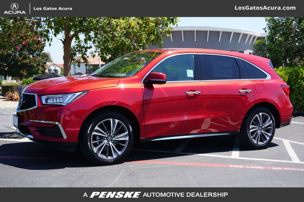Pre-Owned 2019 Acura MDX FWD w/Technology Pkg