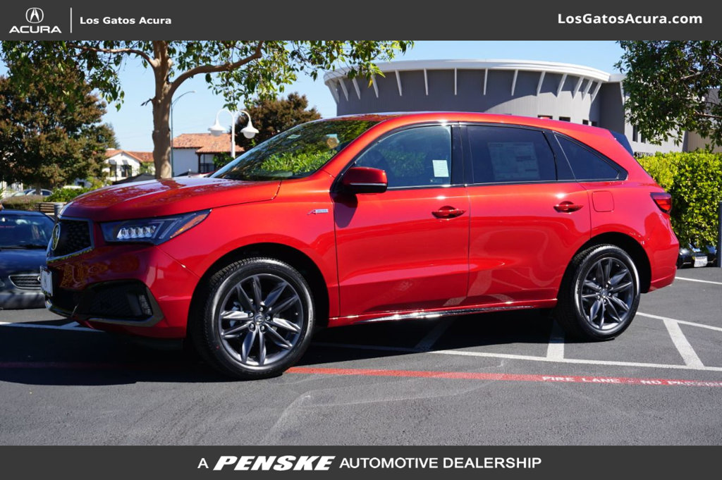 Pre Owned 2019 Acura Mdx Sh Awd W Technology A Spec
