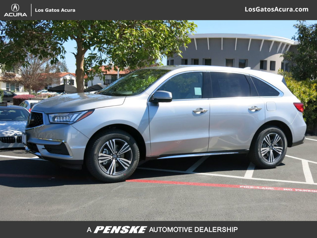 Pre-Owned 2018 Acura MDX SH-AWD SUV in Los Gatos #39747 ...