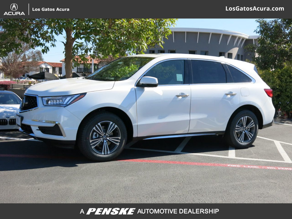 Pre Owned 2018 Acura Mdx Sh Awd
