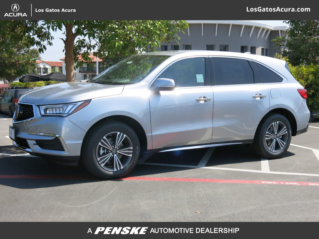 PreOwned Acura MDX SHAWD SUV In Los Gatos Los Gatos - Pre own acura