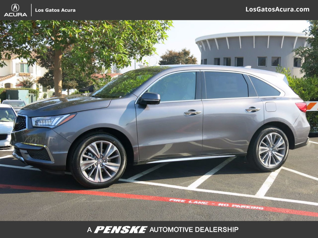 PreOwned Acura MDX SHAWD WTechnology Pkg SUV In Los Gatos - Acura mdx tires