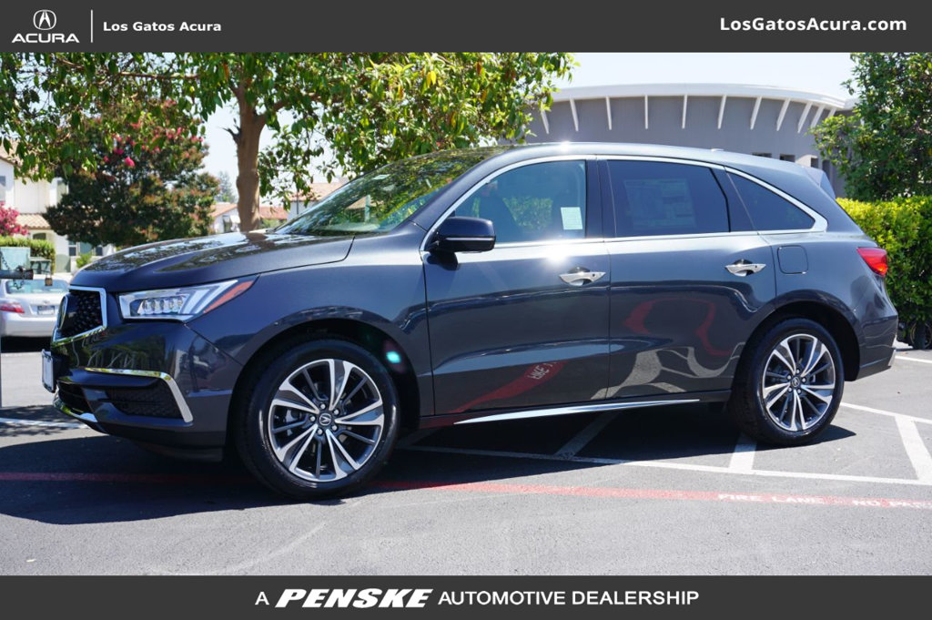 Certified Pre-Owned 2019 Acura MDX SH-AWD W/TECHNOLOGY