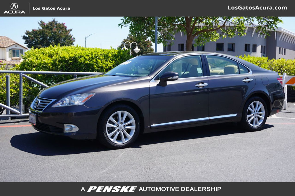 Pre-Owned 2012 Lexus ES 350 4dr Sedan