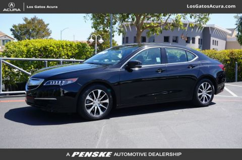 Pre-Owned 2016 Acura TLX 4dr Sedan FWD Tech