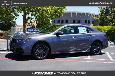 Pre-Owned 2019 Acura TLX SH-AWD V6 A-Spec