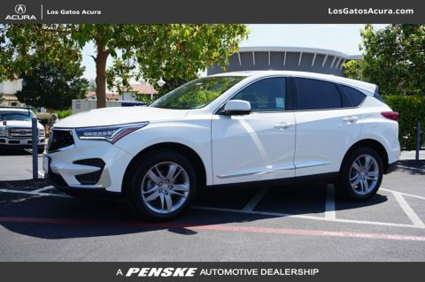 New 2019 Acura RDX with Advance Package