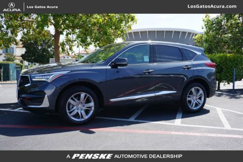 Certified Pre-Owned 2019 Acura RDX FWD w/Advance Pkg
