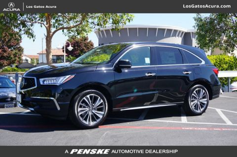 New 2020 Acura MDX SH-AWD 7-Passenger w/Technology Pkg